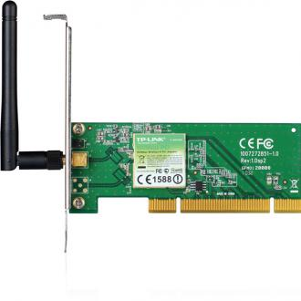 T. RED WIFI PCI TPLINK 150M