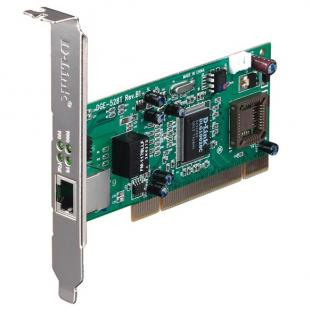 D-LINK T.RED GIGABIT 10/100/1000 PCI