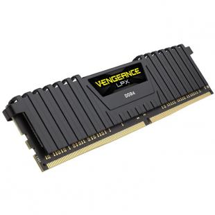 DDR4 8 GB 2400 VENGEANCE LPX BLACK CORSA
