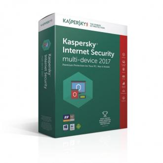 Kaspersky Lab Internet Security Multi-Device 2017 Full license 2usuari - Ver los detalles del producto